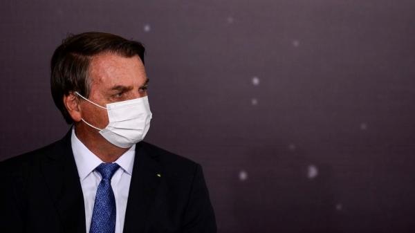 Presidente Bolsonaro foi diagnosticado com um quadro de suboclusão intestinal (Foto: Marcelo Camargo/Agência Brasil).