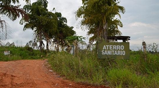 Aterro sanitário de Adamantina tem operação encerrada (Arquivo/Siga Mais).