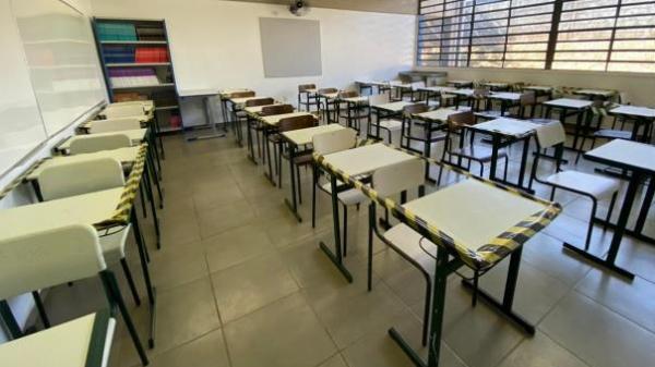Início das aulas presenciais são adiadas na rede municipal de ensino de Adamantina, sendo mantidas as aulas remotas, que serão iniciadas na próxima segunda-feira, dia 22 (Foto: SeducSP).