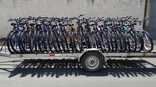 Assim como acontece todos os anos, o evento comemorativo ao Dia das Crianças contará com sorteios de bicicletas e outros brindes (Da Assessoria).