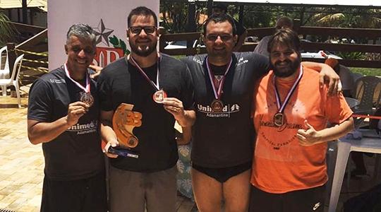 Biribol de Adamantina consegue bronze nos Jogos Abertos do Interior em Marília - Siga Mais