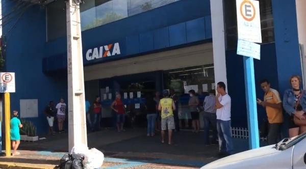 Agência da Caixa, em Adamantina, vai abrir neste sábado (30) das 8h às 12h (Arquivo).