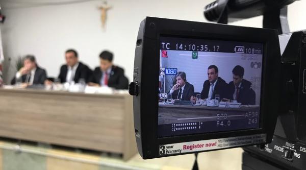 Sessões extraordinárias serão transmitidas ao vivo pelas fanpage da Câmara Municipal de Adamantina, por emissoras de rádio da cidade e pela TV Cidade (Arquivo/Siga Mais).