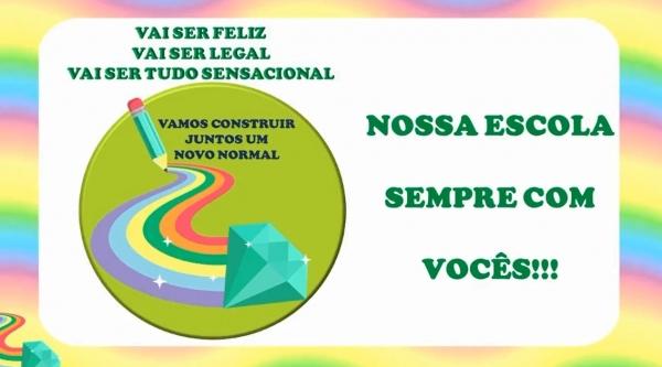 Iniciativa mobiliza e sensibiliza comunidade escolar da Emef Prof. Eurico Leite de Moraes (Divulgação).