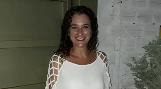 Daniela Bitencurti está hospitalizada na África e família de Junqueirópolis pede ajuda para custear as despesas médicas (Cedida).