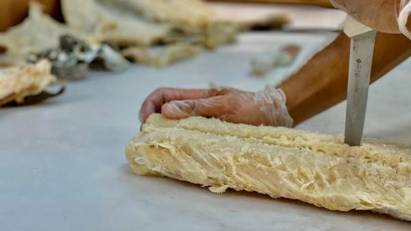 Hiper Cocipa destaca amplo estoque e variedades de bacalhau, ovos de Páscoa e outros produtos típicos para a temporada (Imagens: Cedidas/Cocipa).