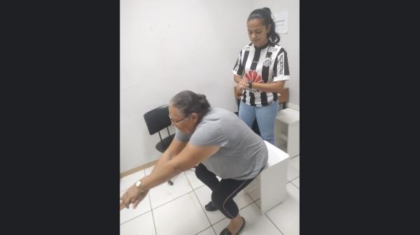 Programa aplica diferentes modelos de treinamento físico para melhorar a qualidade de vida, composição corporal, flexibilidade, marcha, entre outros aspectos de saúde da mulher com câncer de mama (Divulgação).