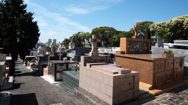 Prefeitura fez sepultamento de desconhecido em jazigo familiar (Foto: Jaelson Lucas/SMCS/Fotos Públicas).