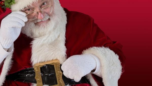 Chegada do Papai Noel será às 20h30 deste domingo (3) na Praça Élio Micheloni (Imagem: Pixabay).