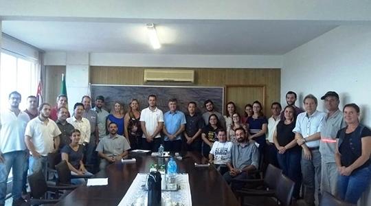 Comissão organizadora da ExpoVerde 2019 realiza primeira reunião (Da Assessoria).