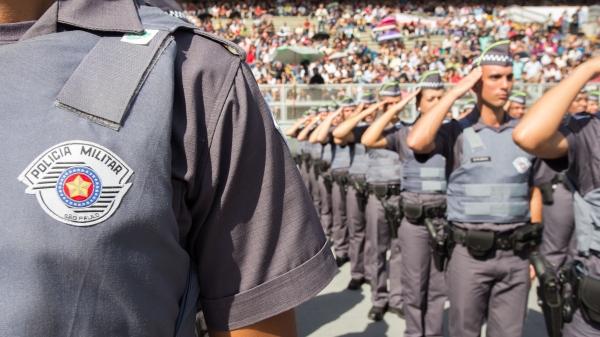 Abertas inscrições de concurso público com 2.700 vagas para soldado de 2ª classe da Polícia Militar