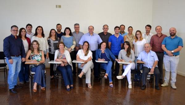 Primeira reunião do Conselho Universitário da Unifai foi realizada nesta semana (Foto: Da Assessoria).