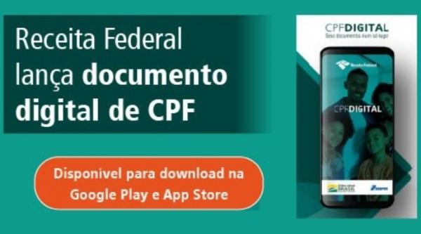 Receita Federal lança documento digital de CPF | Geral | Notícias ...