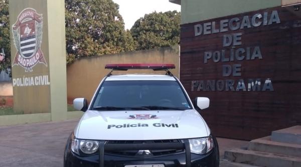 Homem de 53 anos foi preso pela Polícia Civil de Panorama (Cedida).