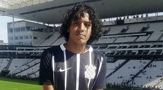 Douglas Murilo Celestino é uma das vítimas fatais do massacre. Pai preso não pôde ir ao velório do filho por falta de escolta (Reprodução).