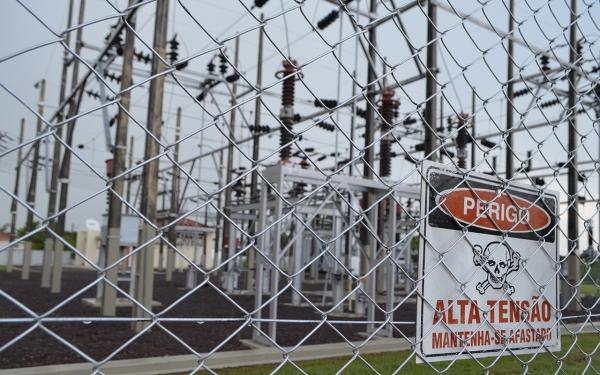Interrupção temporária, em dois momentos, na manhã deste domingo, visa manutenção da subestação da CTEEP em Flórida Paulista (Ilustração).
