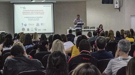 Rede Promover Vida reuniu 500 inscritos de 50 municípios em Adamantina em dois dias de eventos (Fotos: Priscila Caldeira).