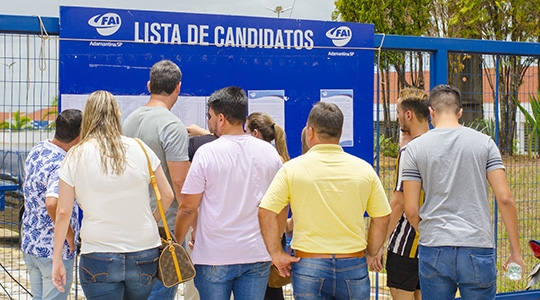Vestibular de Medicina oferta 100 vagas para o ano letivo de 2020 (Foto: Celso Sato).