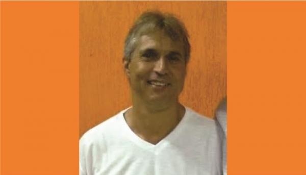 Eduardo Luiz Albieri morreu hoje em Marília. Era professor de educação física na FAI por quase 12 anos (Foto: Facebook).