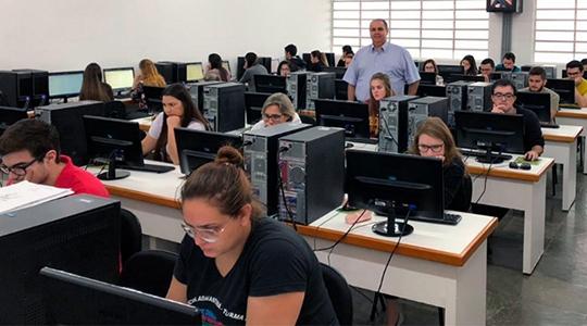 Hospital Sírio-Libanês e UniFAI se unem na qualificação do Ensino Médico; alunos de Medicina têm prestado o Exame de Qualificação Médica (QM1) e obtido resultados acima do esperado (Arquivo/UniFAI).