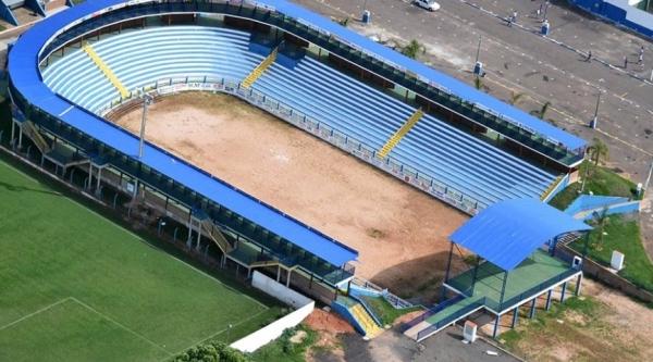 Recinto de rodeio de Pacaembu terá arquibancada e arena cobertas (Reprodução/Folha Regional Pacaembu).