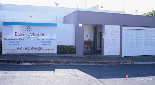 Daiane Mazarin agora em novo endereço, na Alameda Navarro de Andrade, 831, centro (Imagens: Nany Carrara Fotografias).