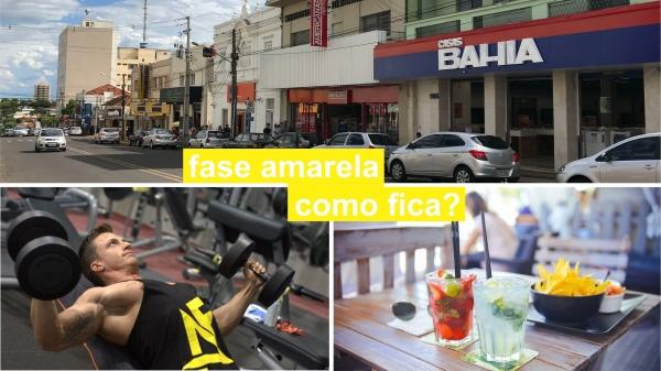 Em nova atualização do Plano São Paulo, Adamantina e cidades das regiões de Presidente Prudente e Marília vão para a fase amarela (Siga Mais).