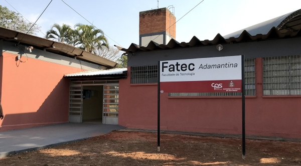 Fatec Adamantina se prepara para seu segundo vestibular e divulga programa para isentar ou reduzir a taxa de inscrição aos candidatos (Foto: Siga Mais).