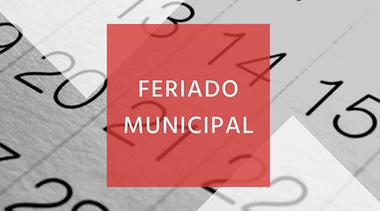 Feriado municipal: prefeitura de Adamantina não terá expediente nesta quinta e sexta
