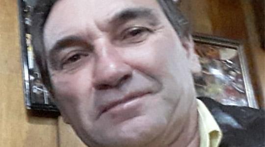 Helio Correa morreu após cair na tubulação de caldeira em destilaria de Platina (Reprodução).