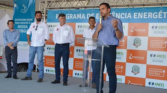 Rodrigo Brandão Fraiha, diretor Técnico e Comercial da Energisa Sul-Sudeste (Da Assessoria).