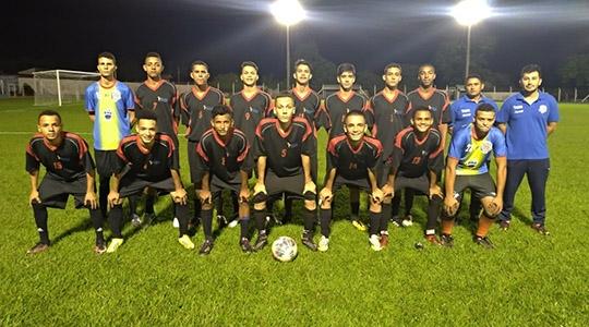 Time de futebol masculino disputa uma vaga na final contra as cidades de Dracena, Osvaldo Cruz, Presidente Prudente e Presidente Venceslau (Da Assessoria).