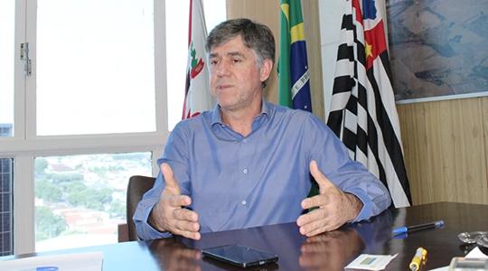 Prefeito Márcio Cardim comemora parecer favorável do TCE/SP e destaca a conduta da administração municipal (Reprodução: Grupo Impacto).
