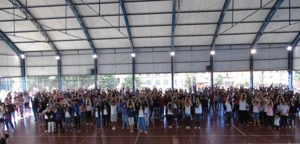 Adamantina somou 11.756 participantes no Dia do Desafio (Foto: Da Assessoria).