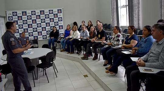 Objetivo do encontro foi uma atualização e troca de experiências na utilização do Sistema Órion, por parte das entidades envolvidas (Da Assessoria).