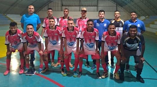 Equipe sub-18 de futsal de Adamantina sagrou-se campeã da fase regional dos 36ª Edição dos Jogos Abertos da Juventude. Agora, disputará a final estadual da competição na cidade de Marília de 13 a 22 de junho (Da Asessoria).