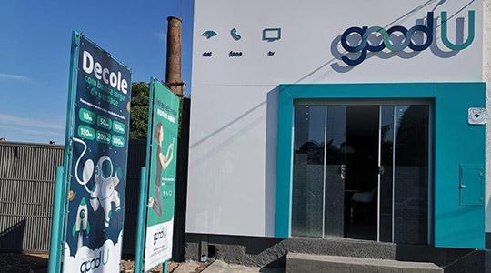 Loja goodU em Flórida Paulista já atende ao público, na Avenida São Paulo, 555 (Divulgação).