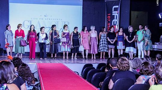 Mulheres que passaram pela transformação visual na edição do ano passado do Glamour Mulher (Foto: Nany Carrara).