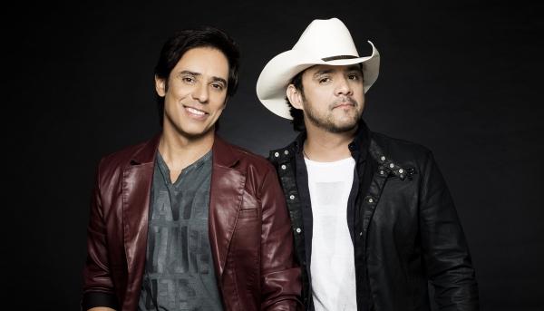 Guilherme e Santiago cantam neste sábado em Adamantina, na penúltima noite do Adamantina Rodeo Festival (Foto: Divulgação).