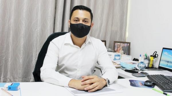 Secretário Municipal de Saúde de Adamantina, Gustavo Rufino (Divulgação/PMA).