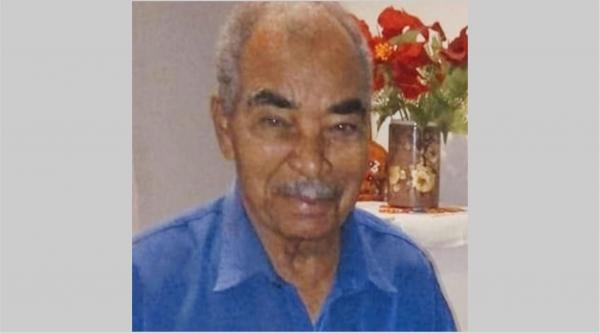 Imagem do idoso divulgada pela família, quando do seu desaparecimento (Reprodução/Tupã Notícias).