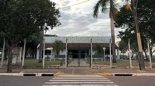 Velório municipal de Adamantina: prefeitura descarta concessão do espaço (Foto: Siga Mais).