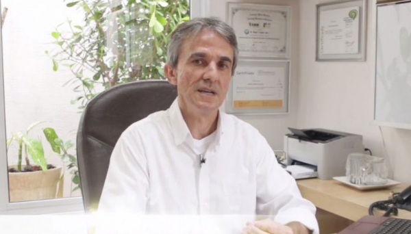 Médico Miguel Ramalho Boiça, morre aos 58 anos, em Adamantina (Imagem: Arquivo/Ginotícias/Grupo Impacto).