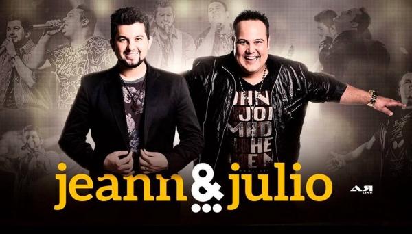 Jeann & Júlio trazem a Adamantina o show que celebra os 10 anos da dupla (Foto: Divulgação).