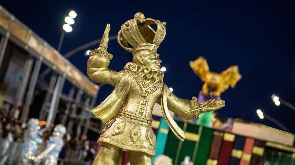 Carnaval 2021 é adiado em São Paulo. As datas mais prováveis para o carnaval seriam o fim de maio ou o início de julho (Foto: Liga das Escolas de Samba de São Paulo).