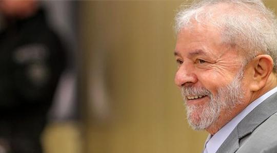 Lula está preso desde 7 de abril do ano passado, na Superintendência da Polícia Federal (PF) em Curitiba, pela condenação no caso do triplex do Guarujá (SP), um dos processos da Operação Lava Jato (Foto: Ricardo Stuckert).