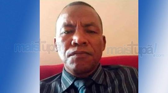 Joaquim de Oliveira, de 54 anos, motorista do carro e vítima do assalto violento, não resistiu e morreu (Reprodução: Site Mais Tupã).