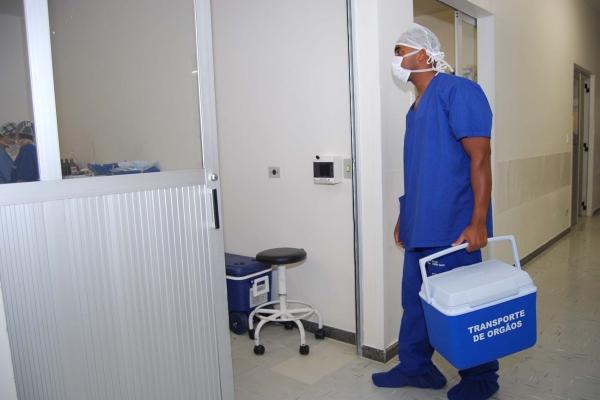 Os pacientes que estão à espera de um órgão são registrados em uma lista de espera da Central de Transplantes. Quando surge um doador, esse sistema cruza as informações e indica quem são os possíveis receptores (Foto: ANPr).