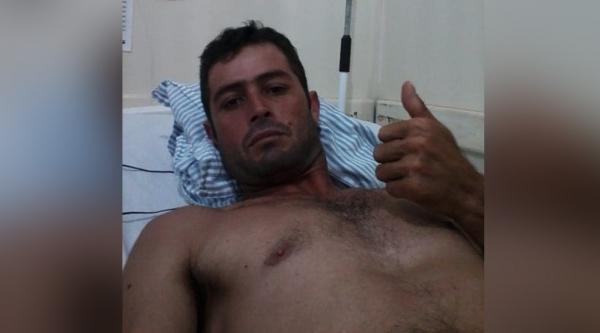 Jeberson Rodrigo Jardim, pedreiro, de 31 anos, primeiro caso suspeito do novo coronavírus em Adamantina, desmente áudio (Reprodução/Impacto).