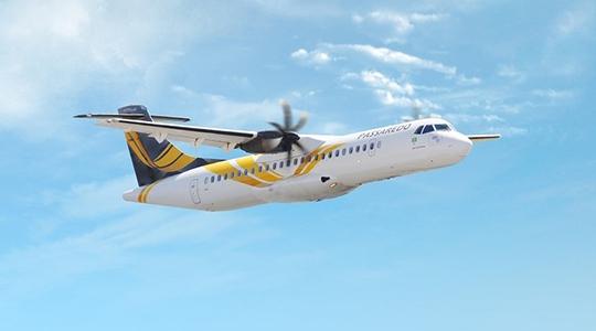 Novos voos ampliam cobertura aeroviária no interior paulista (Divulgação).